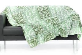 купить плед на диван