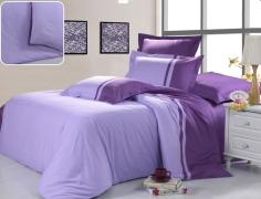 однотонное постельное белье в интернет магазине