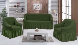 чехлы на диваны и кресла на резинке