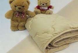 купить одеяло из шерсти