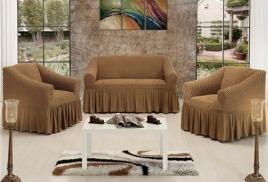 Еврочехлы на диваны и кресла  томск